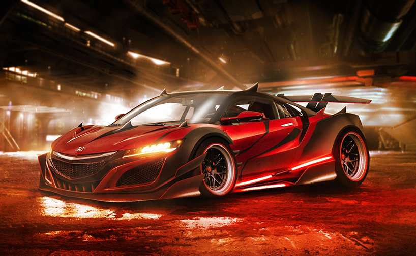 carwow-star-wars-characters-reimagined-luxury-sports-cars-designboom-07