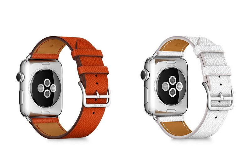 What SP Men Like: Hermés Apple Watch Bands
