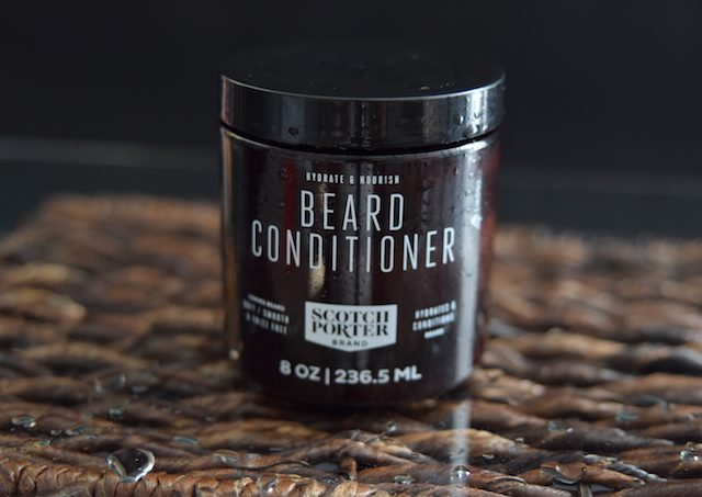 Condition Your Look, Your Style & Your Mane!   Scotch Porter's Beard Conditioner