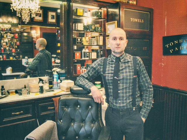 5 Hair Care Tips From An Old School Barber