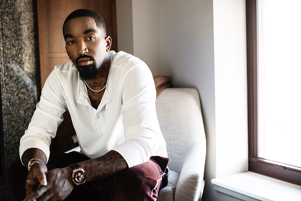 Scotch Porter Announces Partnership With NBA Champion JR Smith, Debuts New Campaign and Limited Edition Dopp Kit