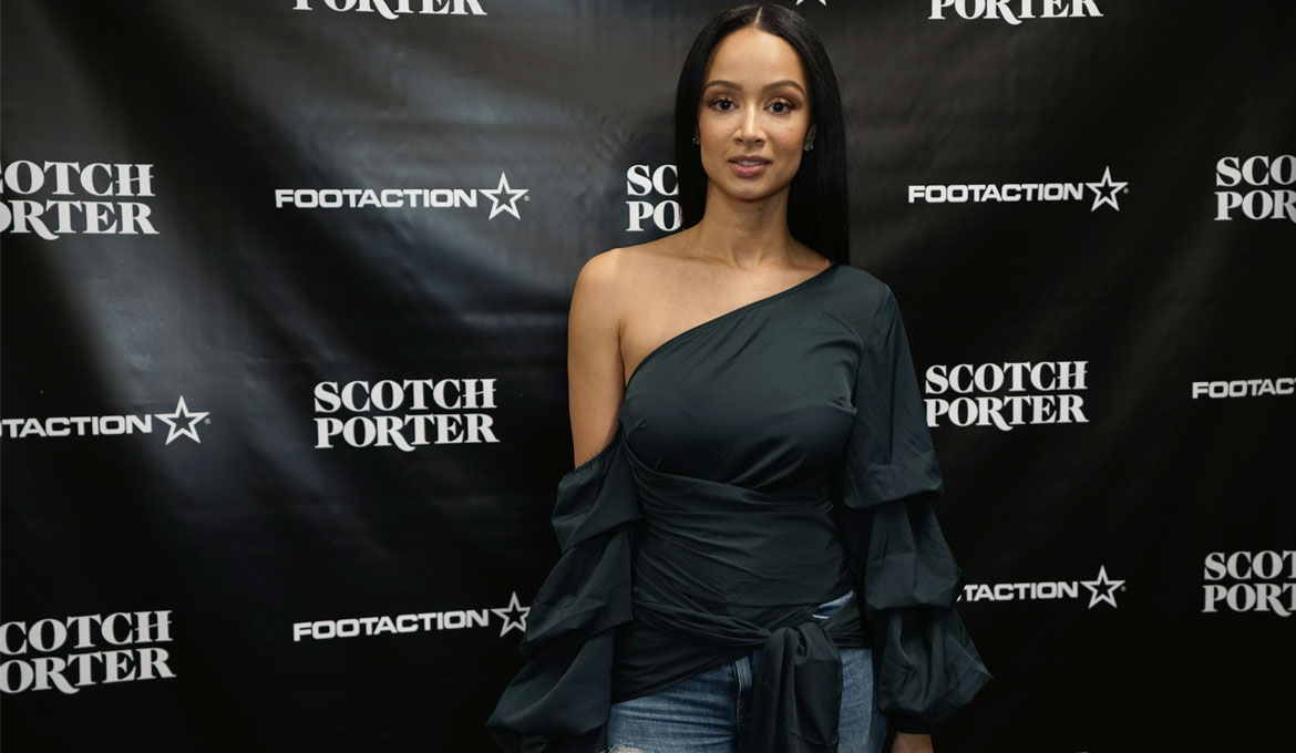 Scotch Porter X Footaction Present: The 'Ultimate Men's Grooming Experience', Hosted by Draya Michele